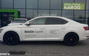 Škoda Superb LaurinKlement 2.0 TSI/220 DSG 2017 Demo