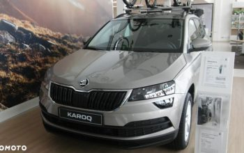 Škoda Karoq Karoq Style 1.6TDI/115 KM WYPRZEDAŻ
